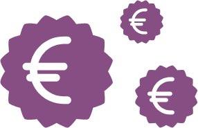 euro symbol money icon